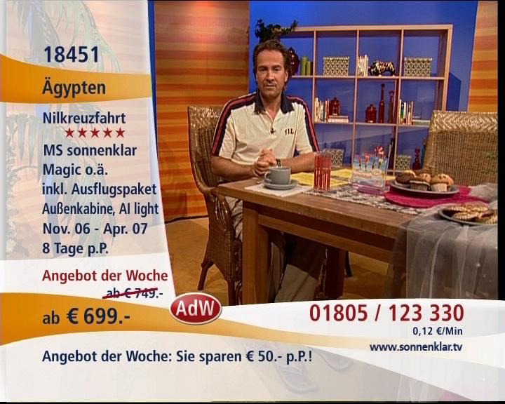 Sonnenklar.tv der Reisesender Nr. 1