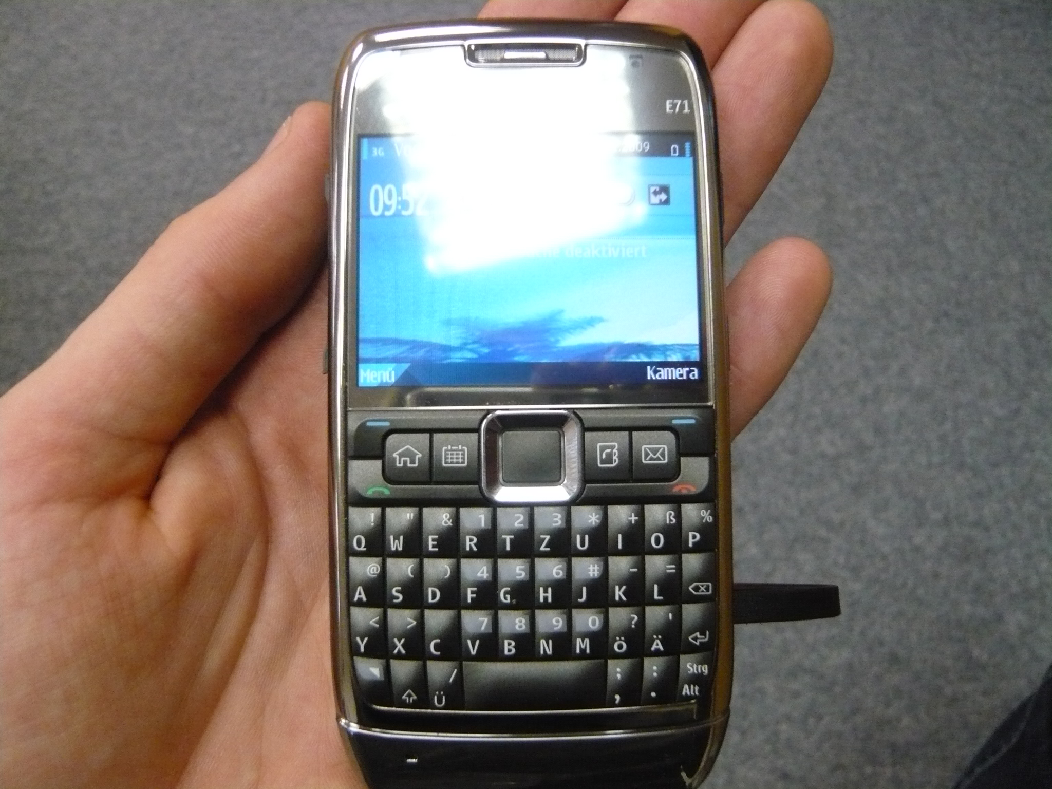 Business Handy Nokia E71