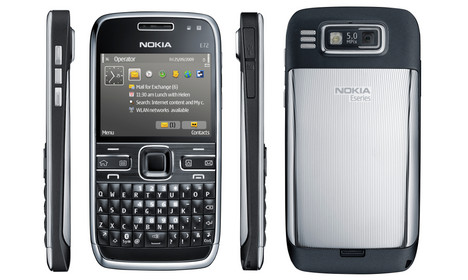 Nokia E72 Business Handy