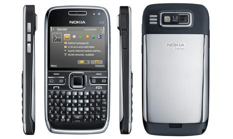Nokia E72 Business Handy