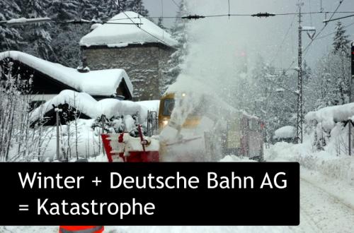 Deutsche Bahn Winter