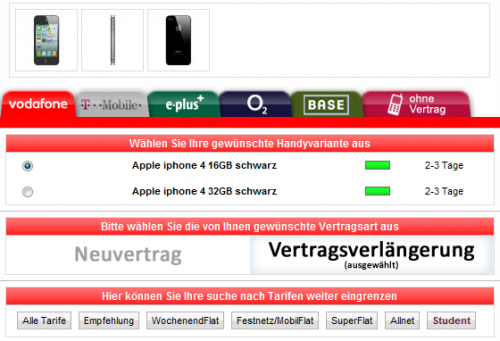 IPhone Verarsche