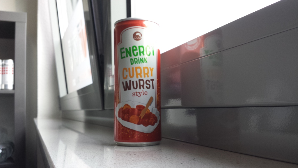 Energy Currywurst Style